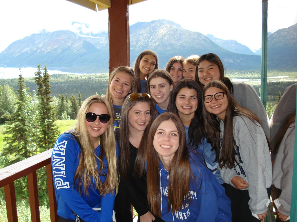 19 Matanuska Glacier Girls1