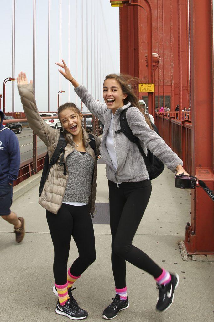 Golden Gate Bridge - Active Teen Tour