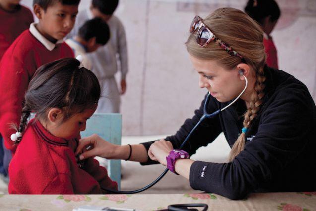 Ecuador Teen Volunteer Program
