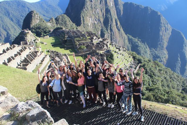 Peru Teen Volunteer Program