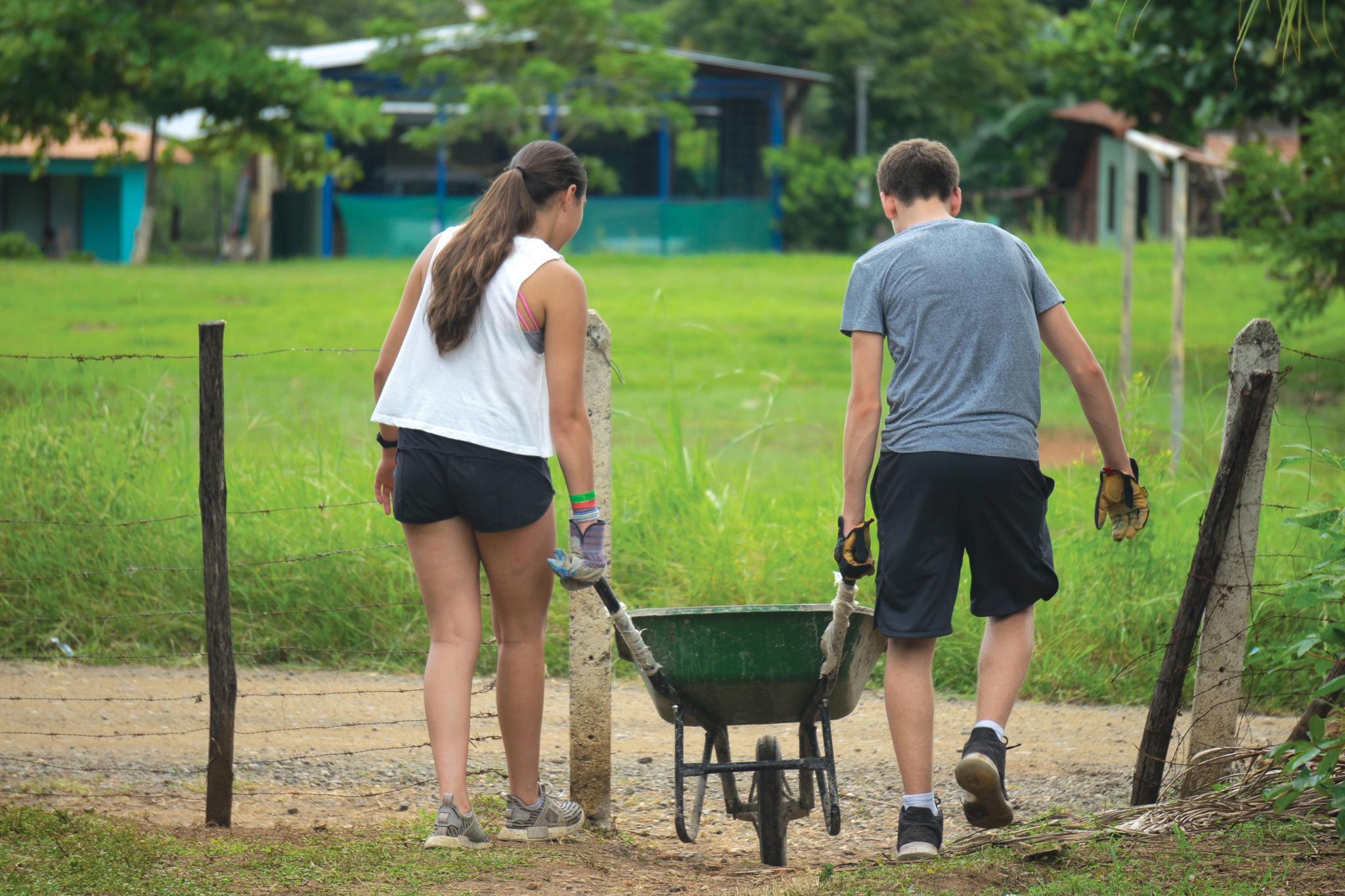 Costa Rica Community Service