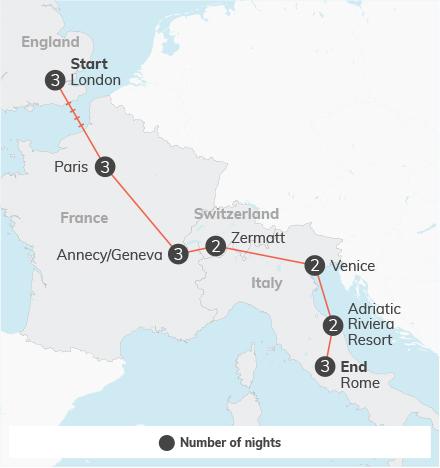 European Experience - 20 Days 14
