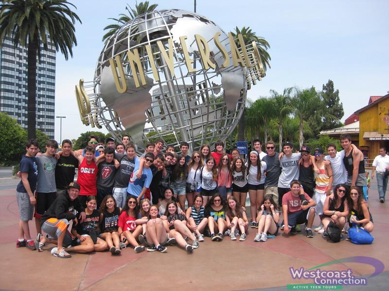 Active Teen Tour