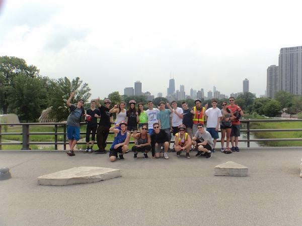 US Explorer - Chicago