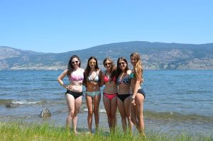Adventurer at Okanagan Valley