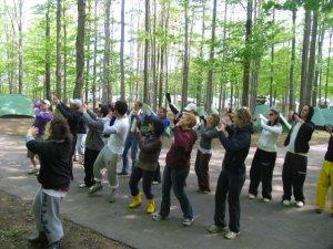 Pre-Camp Dance Off