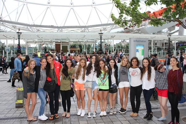 European Experience in London