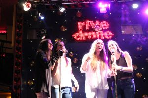 OT European Experience at Karaoke