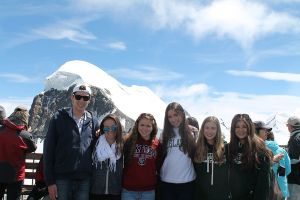 OT European Experience at the Swiss Alps