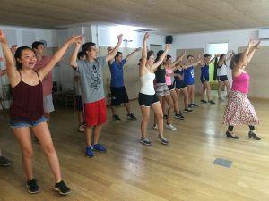 OT BP Spain & Portugal learning Flamenco
