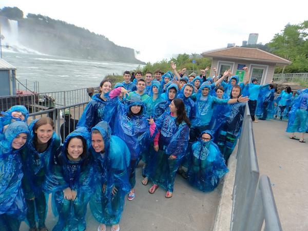 US Explorer- Niagara Falls