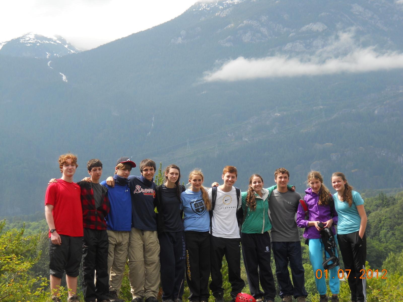 Canadian Mountain Magic Hiking Sulphur Mountain