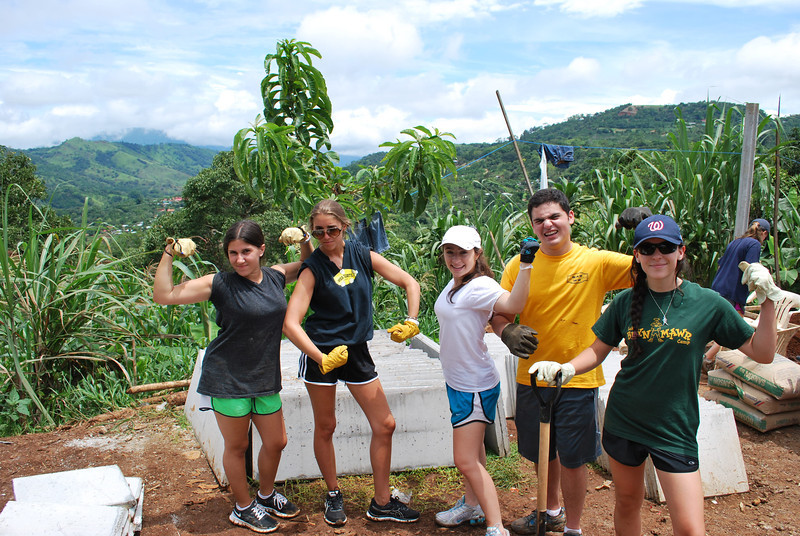 Teamwork in Costa Rica