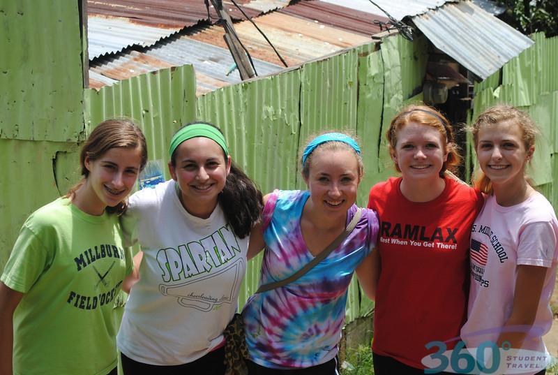 Family-Community Service Teen Tour