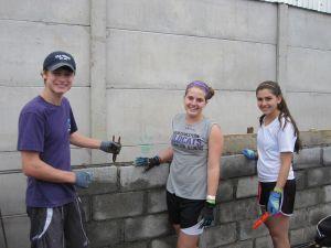 Service - Community Service Teen Tour