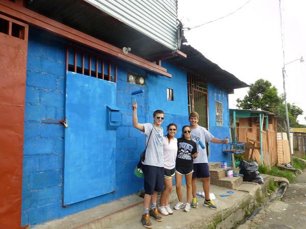 CRJ Community Service Project