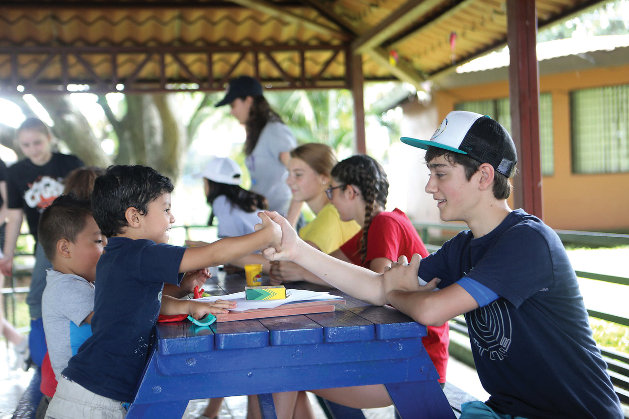 Costa Rica Teen Volunteer Program