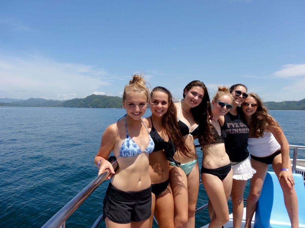 sailing to tortuga
