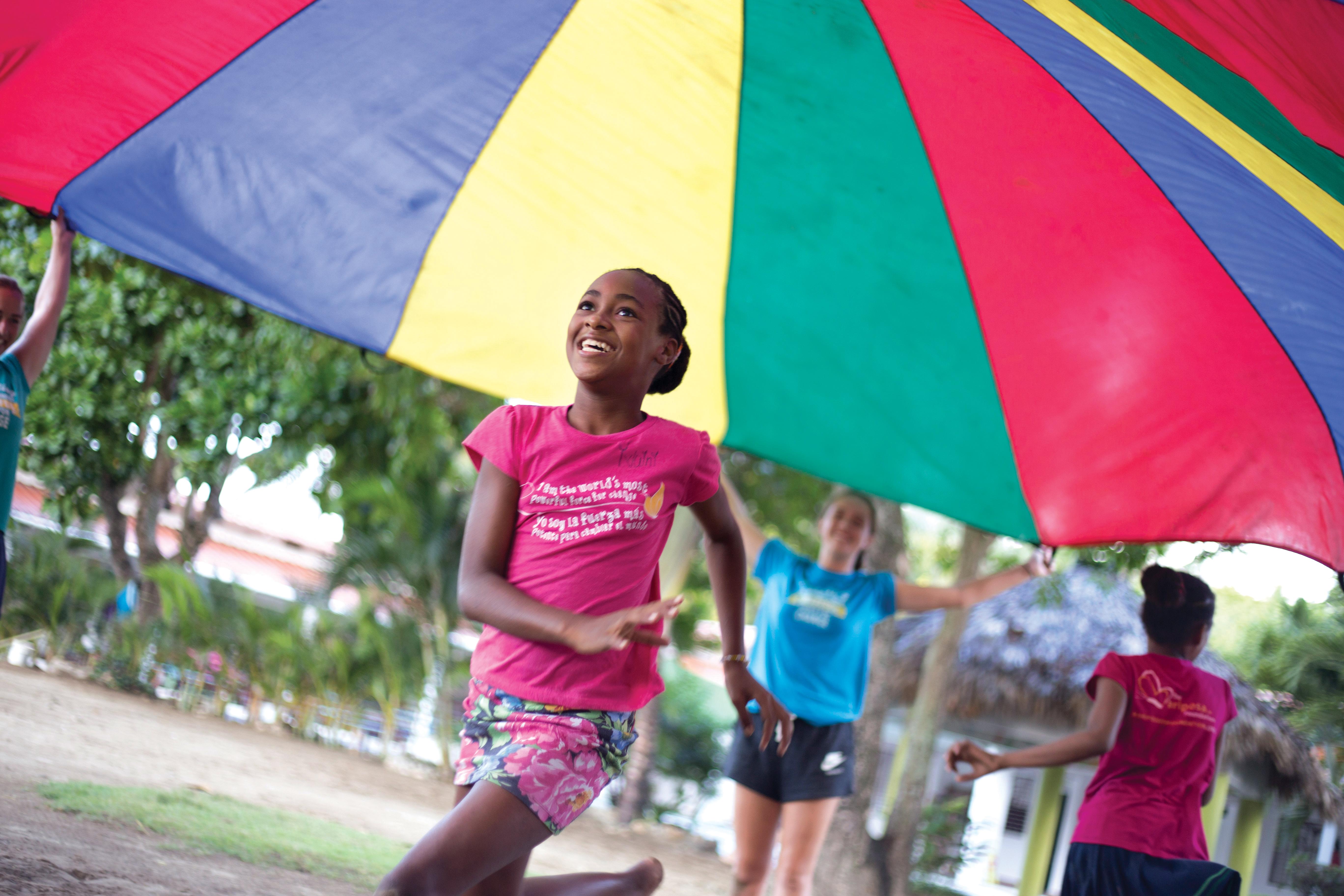 Dominican Republic Teen Volunteer Program