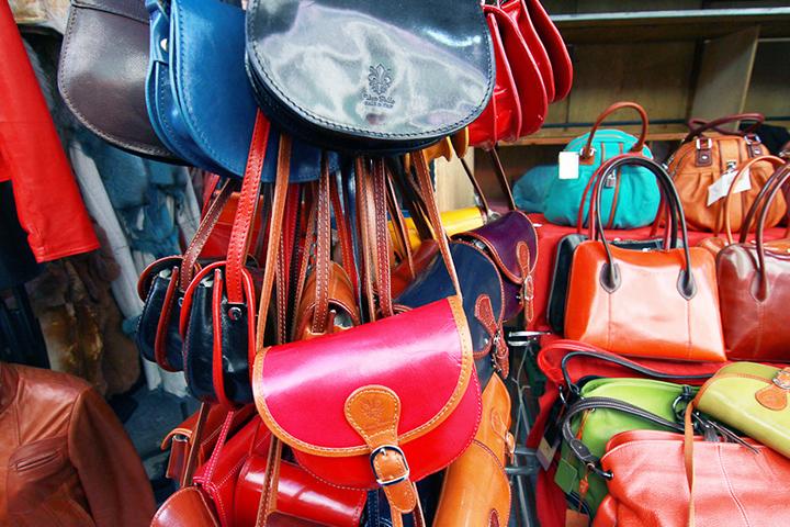 Florence-Leather-Market