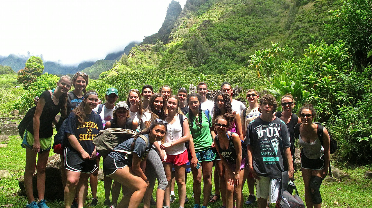 Hawaii Community Service in Maui