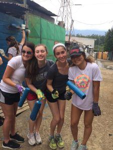 Costa Rica Community Service in La Carpio, San Jose