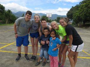 Costa Rica Community Service at La Carpio Community