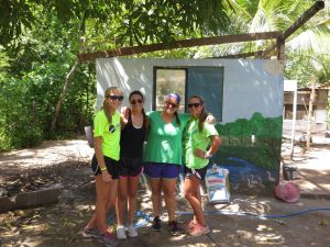 Community Service Ecuador