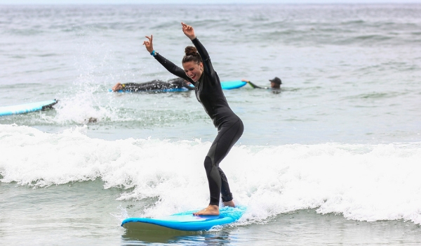 California Teen Tour Surfing