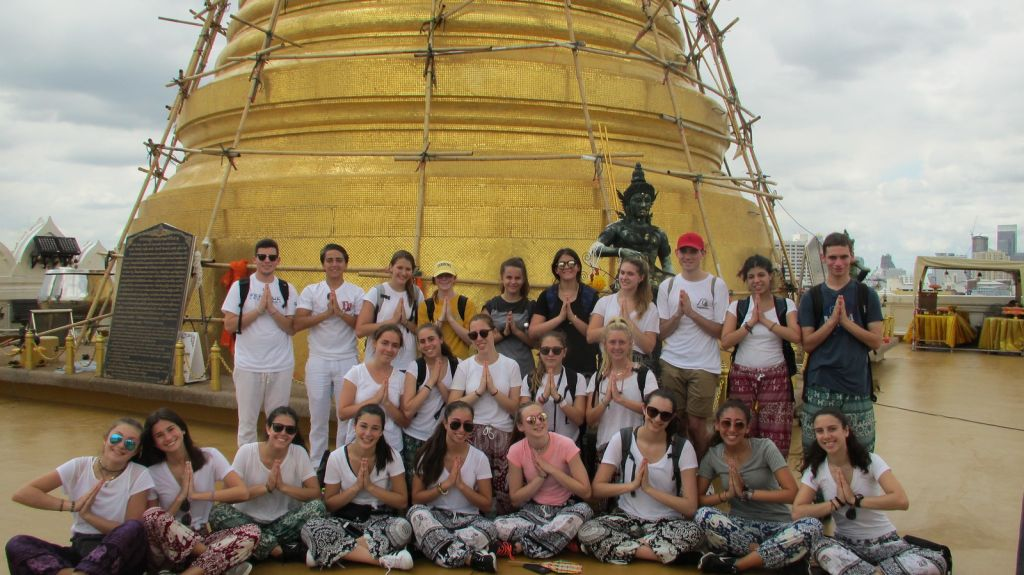 Thailand Comm Serv Blog 1 Photo 1 Bangkok Chiang Rai