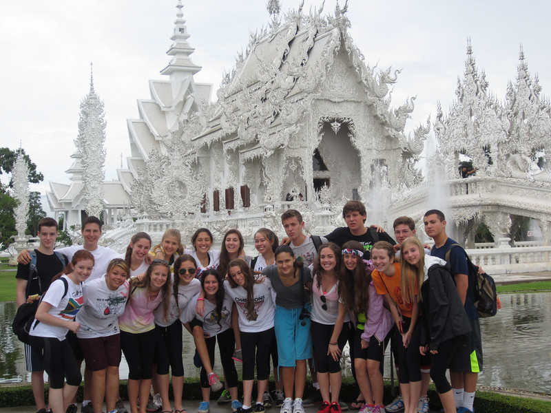 Thailand Community Service in Chiang Rai