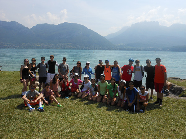 European Discovery in Annecy