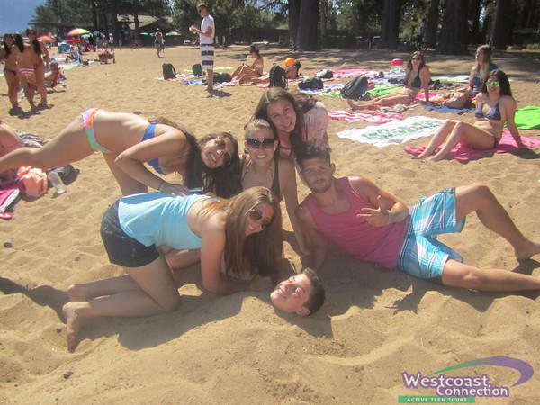California Extravaganza at Lake Tahoo