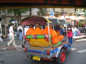 Thailand Community Service Teen Tour