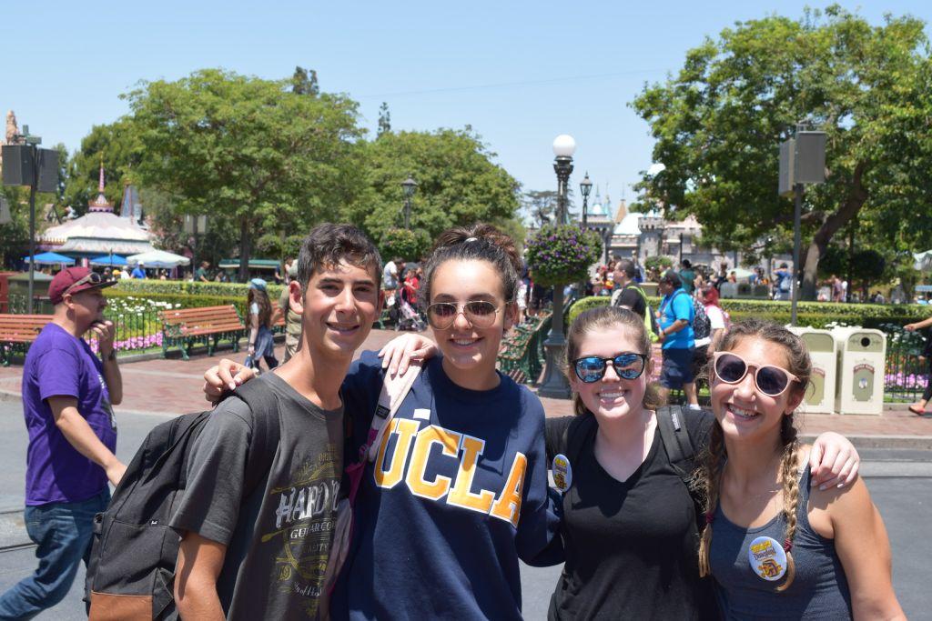 Los Angeles California Sprint Blog 2 Photo 1