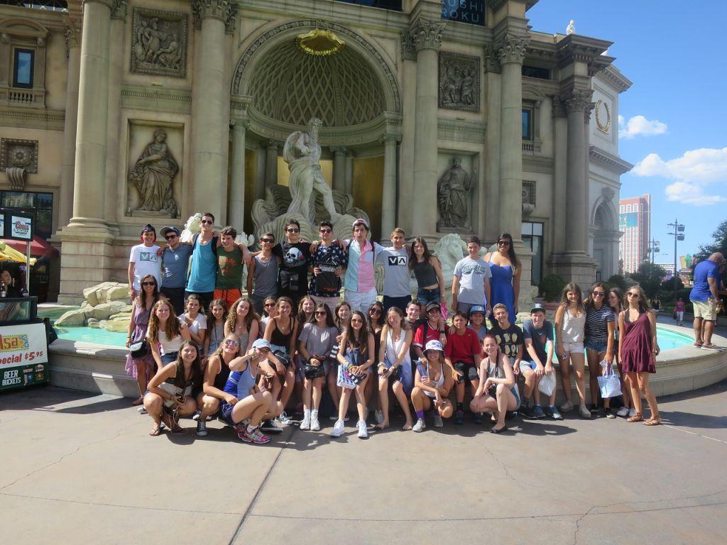 Californian Extravaganza hits Vegas