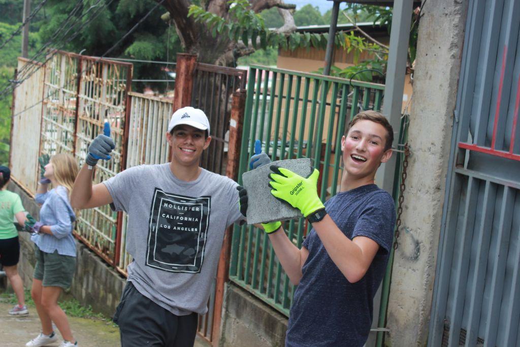 costa rican community service blog 1 photo 2