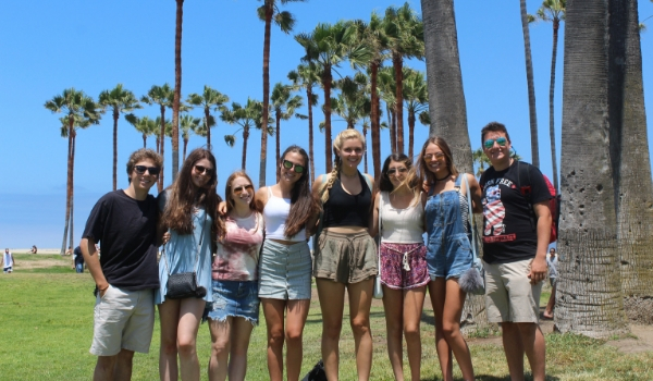 California Teen Tour Venice Beach