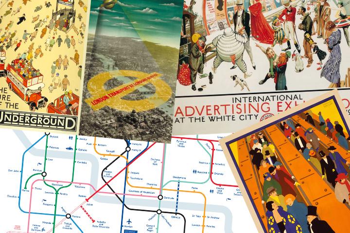 Vintage-Underground-Posters