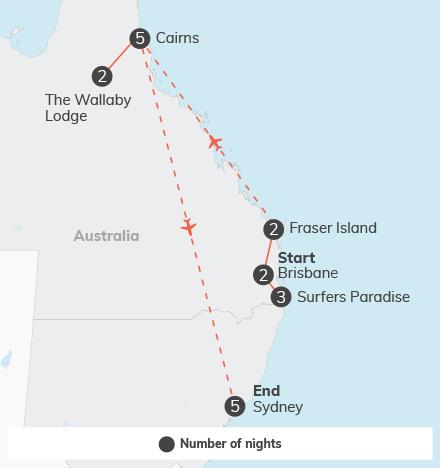 Australia - 22 days 9