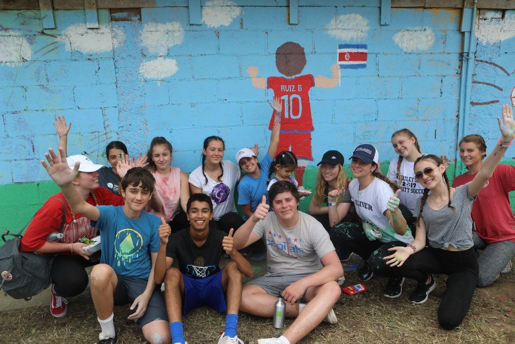 ecuador galapagos community service trip blog 1 photo 1