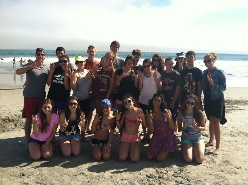 CA1 beach