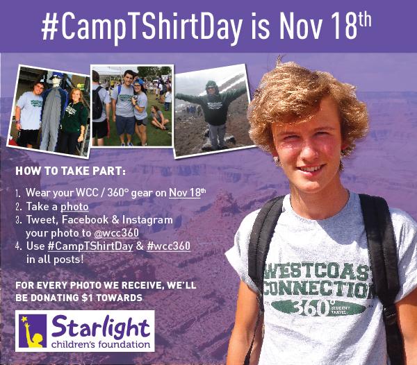 #camptshirtday