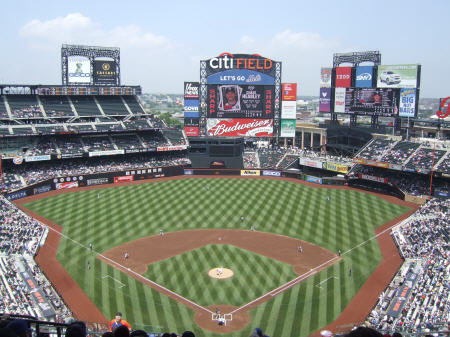 Major League Madness - Citi Field
