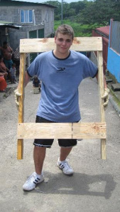 Building Bunk Beds