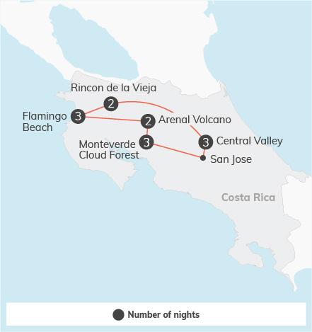 Costa Rica Adventure - 14 days 10