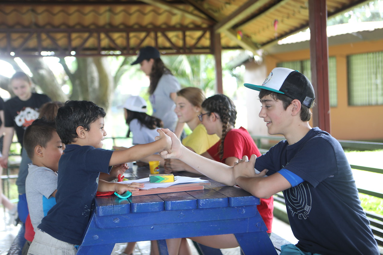 Costa Rica: Children's Camp Leadership - 17 days 3