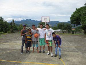 Costa Rica Community Service at Sports Camp