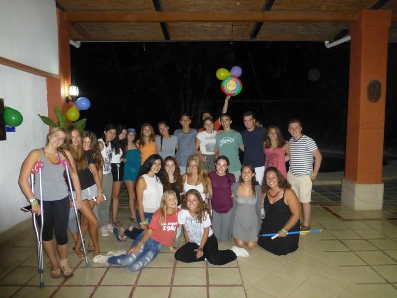 Costa Rica Community Service's Banquet