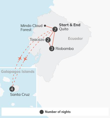 Ecuador & the Galapagos Community Service - 18 Days 16